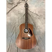 Seagull S6 Mahagony Deluxe Acoustic Electric Guitar