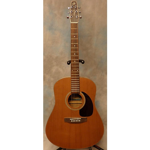 Seagull S6 Natural Acoustic Guitar