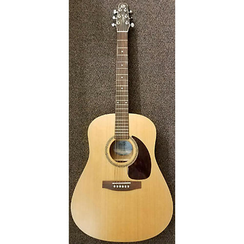 Seagull S6 Original Acoustic Guitar-thumbnail