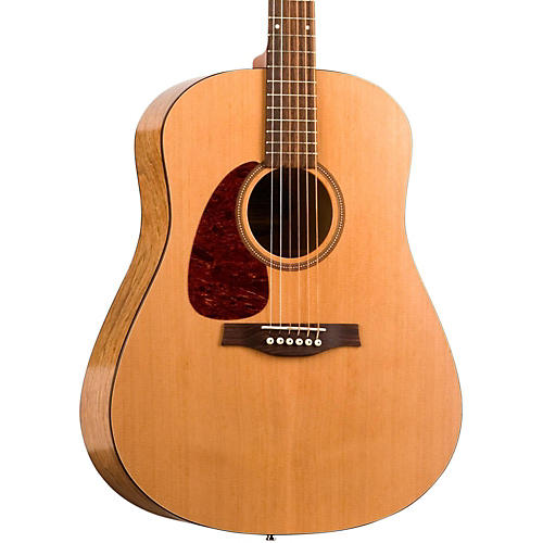 Seagull S6 Original Left-Handed QI Acoustic-Electric Guitar Natural