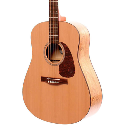 Seagull S6 Original Q1 Acoustic-Electric Guitar Natural-thumbnail