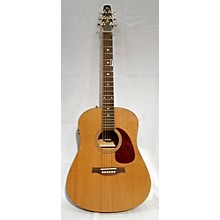 Seagull S6 QIT Acoustic Electric Guitar