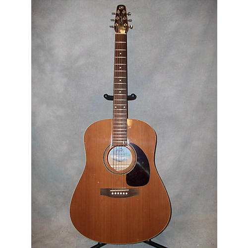 Seagull S6 Slim Acoustic Electric Guitar-thumbnail
