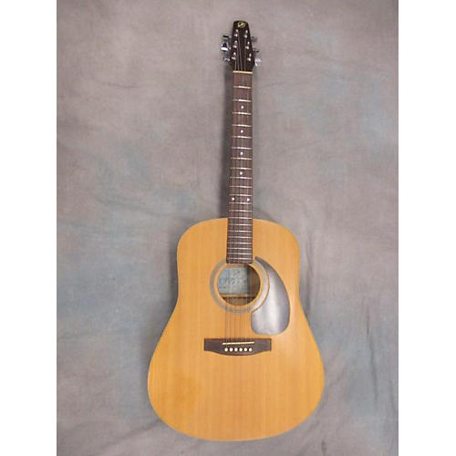 Seagull S6+ Spruce Acoustic Guitar-thumbnail