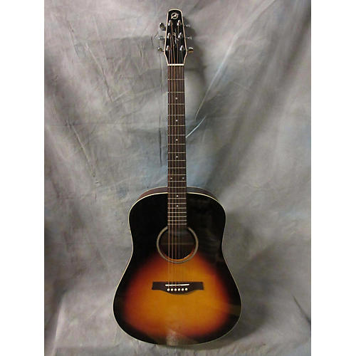 Seagull S6 Spruce GT Q1T Acoustic Electric Guitar-thumbnail