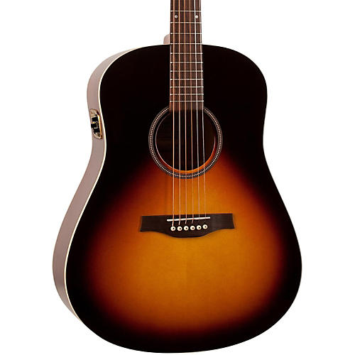 Seagull S6 Spruce Gloss Top Acoustic-Electric Guitar-thumbnail