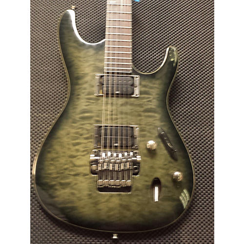 Ibanez S620EXQM Solid Body Electric Guitar