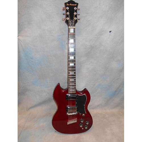 DeArmond S65 Solid Body Electric Guitar-thumbnail