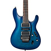 Ibanez S670QM S Series Electric Guitar