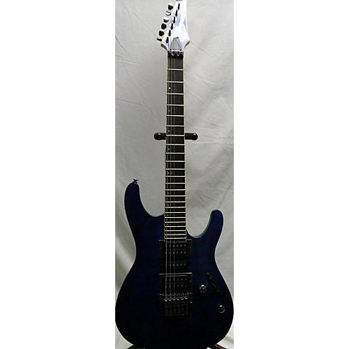Ibanez S670QM Solid Body Electric Guitar