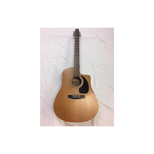 Seagull S6CW Acoustic Electric Guitar