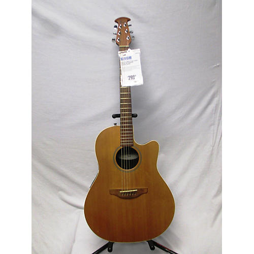 Ovation S771 BALLADEER SPECIAL Acoustic Electric Guitar