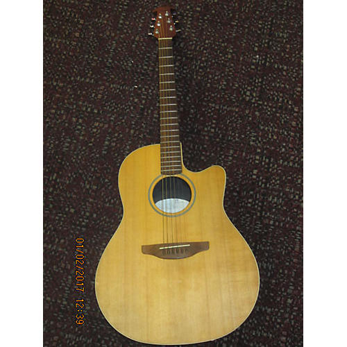 Ovation S771 STANDARD BALLADEER Acoustic Electric Guitar
