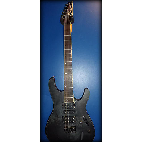 Ibanez S771PB Solid Body Electric Guitar-thumbnail