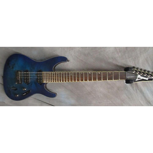 Ibanez S7721 Pb Solid Body Electric Guitar-thumbnail