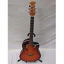 Ovation S778AX Elite Special Acoustic Electric Guitar