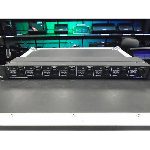 Art S8 8-Channel 3-Way Mic Splitter Microphone Preamp
