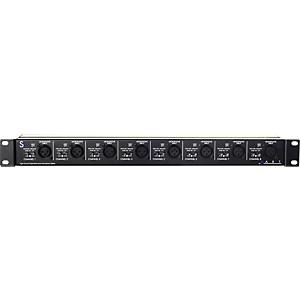 Art S8 8-Channel Balanced Microphone Splitter by ART