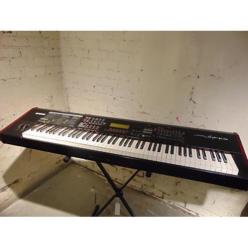 Yamaha S90ES Keyboard Workstation-thumbnail