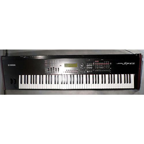Yamaha S90ES RED AND BLACK Keyboard Workstation