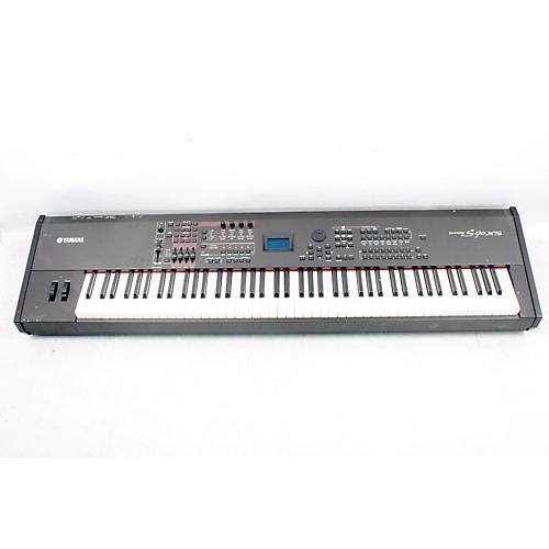 Yamaha S90XS 88-Key Balanced Weighted Hammer Action Synthesizer  888365401188