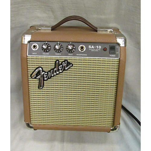 Fender SA-10 Acoustic Guitar Combo Amp