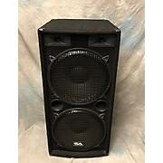 Seismic Audio SA 155 Powered Speaker