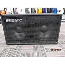 Seismic Audio SA 2X12 Bass Cabinet