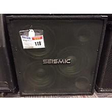 Seismic Audio SA 310 Bass Cabinet