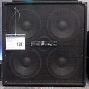 Seismic Audio SA-410 Bass Cabinet