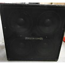Seismic Audio SA-410H Bass Cabinet
