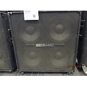 Seismic Audio SA-412 Guitar Cabinet