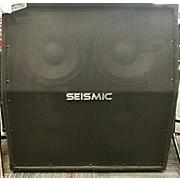 Seismic Audio SA-412SLANT Guitar Cabinet