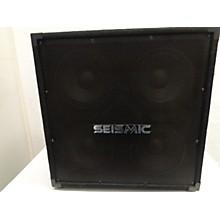 Seismic Audio SA-4X8 Bass Cabinet