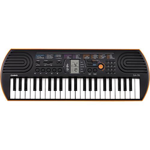 Casio SA-76 Keyboard