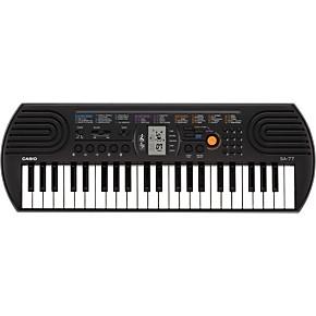 casio sa 77 mini keyboard guitar center. Black Bedroom Furniture Sets. Home Design Ideas