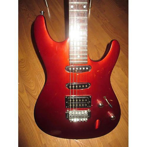 Ibanez SA Candy Apple Red Solid Body Electric Guitar-thumbnail