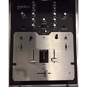 Pre-owned Stanton SA.3 DJ Mixer by Stanton