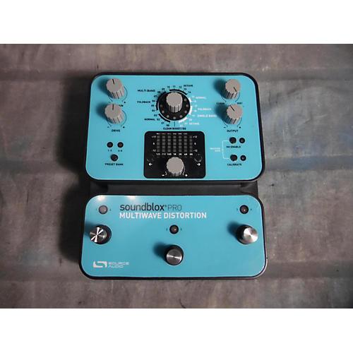Source Audio SA140 SOUNDBLOX PRO MULTIWAVE DISTORTION Effect Pedal