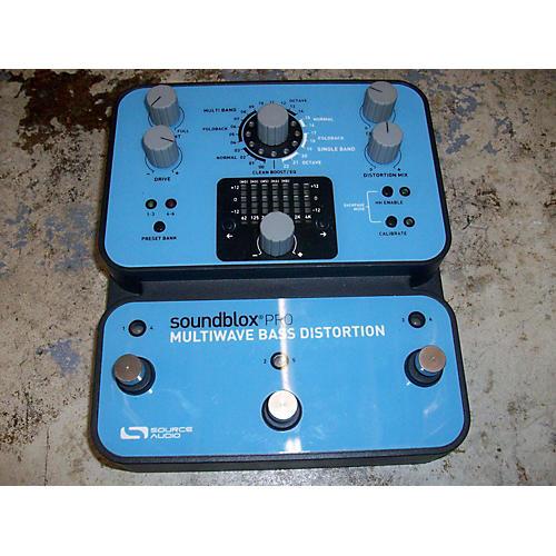 Source Audio SA141 BASS DISTORTION Bass Effect Pedal