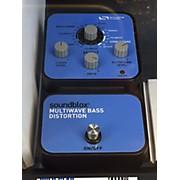 Source Audio SA141 SOUNDBLOX MULTIWAVE BASS DISTORTION Effect Pedal