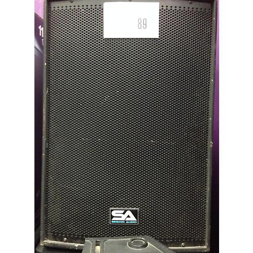 Seismic Audio SA15T Unpowered Speaker-thumbnail
