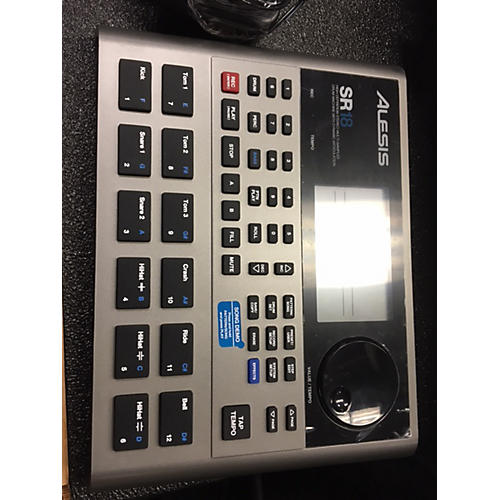 Alesis SA16 Drum Machine