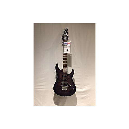 Ibanez SA160QM Solid Body Electric Guitar-thumbnail