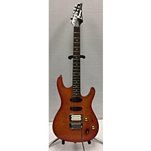 Ibanez SA160QM Solid Body Electric Guitar
