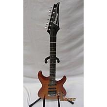 Ibanez SA160QM Solid Body Electric Guitar