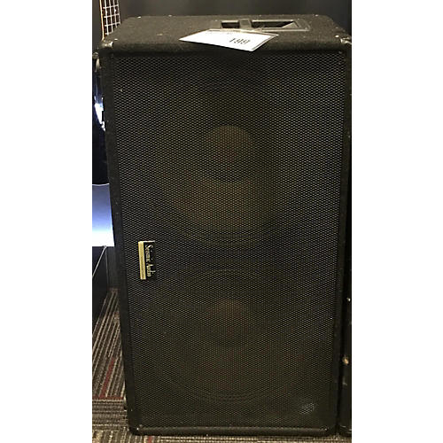 Seismic Audio SA215 Bass Cabinet-thumbnail