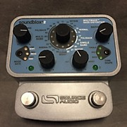 Source Audio SA221Multiwave Bass Distortion Bass Effect Pedal