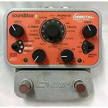 Source Audio SA226 ORBITAL MODULATOR Effect Pedal