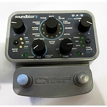 Source Audio SA228 BASS MICRO MODELER Effect Processor